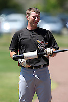 April 2, 2010:  Robbie Grossman of the Pittsburgh Pirates organization during Spring Training at the Carpenter Complex in Clearwater, FL.  Photo By Mike Janes/Four Seam Images