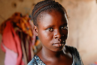 BURKINA FASO Boken, home for forced married women which have escaped / BURKINA FASO, Heim fuer zwangsverheiratete Frauen