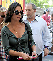 NEW YORK, NY - AUGUST 04:  I Don't Know How She Does It, actress Sarah Jessica Parker, and actress Olivia Munn filming.  on August 4, 2011 in New York City. <br /> <br /> <br /> People:  Olivia Munn_Harvey Weinstein<br /> <br /> <br /> <br /> Must call if interested<br /> Michael Storms<br /> Storms Media Group Inc.<br /> 305-632-3400 - Cell<br /> 305-513-5783 - Fax<br /> MikeStorm@aol.com