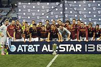 MLS All-Stars vs. AS Roma, July 31, 2013