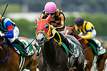 KITAKYUSHU,JAPAN-AUG 15: Mozu Nagareboshi,ridden by Kohei Matsuyama,wins the Kokura Kinen at Kokura Racecourse on August 15,2021 in Kitakyushu,Fukuoka,Japan. Kaz Ishida/Eclipse Sportswire/CSM