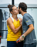 Den Bosch, Netherlands, 16 June, 2018, Tennis, Libema Open, Padel, Semifinal Mixed<br /> Photo: Henk Koster/tennisimages.com