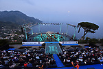 Giovedì 22 luglio <br /> Belvedere di Villa Rufolo, ore 20.00 <br /> Astor Piazzolla 100° <br /> Quinteto Astor Piazzolla<br /> Orchestra Filarmonica Salernitana Giuseppe Verdi <br /> Direttore Andrés Juncos<br /> Pablo Mainetti, bandoneon <br /> Musiche di Piazzolla