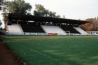 General view of FC Petrzalka Football Ground, Stadium FC Petrzalka 1898, Petrzalka, Slovakia