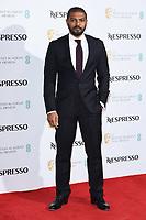 Noel Clarke<br /> arriving for the 2019 BAFTA Film Awards Nominees Party at Kensington Palace, London<br /> <br /> ©Ash Knotek  D3477  09/02/2019