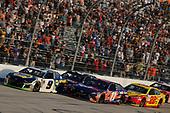 #11: Denny Hamlin, Joe Gibbs Racing, Toyota Camry FedEx Express #9: Chase Elliott, Hendrick Motorsports, Chevrolet Camaro NAPA Auto Parts