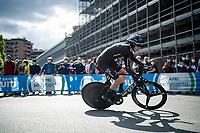 Romain Bardet (FRA/DSM)<br /> <br /> 104th Giro d'Italia 2021 (2.UWT)<br /> Stage 1 (ITT) from Turin to Turin (8.6 km)<br /> <br /> ©kramon