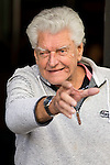 "American actor David Prowse (Darth Vader) during the presentation of the film ""I Am Your Father"" at Verdi Cinemas in Madrid, November 18, 2015.<br /> (ALTERPHOTOS/BorjaB.Hojas)"