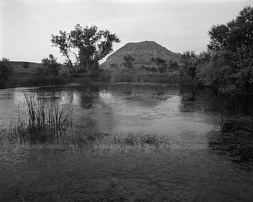 Sturgis, South Dakota<br /> July 28, 2011<br /> <br /> Bear Butte is a sacred site for the Sioux and Cheyenne tribes.