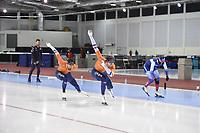 SPEEDSKATING: SALT LAKE CITY: Utah Olympic Oval, 08-03-2019, ISU World Cup Finals, training, ©Martin de Jong