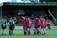 180707 Manawatu Senior 3 Rugby - Te Kawau v Bush
