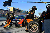 Monster Energy NASCAR Cup Series<br /> Ford EcoBoost 400<br /> Homestead-Miami Speedway, Homestead, FL USA<br /> Sunday 19 November 2017<br /> Martin Truex Jr, Furniture Row Racing, Bass Pro Shops / Tracker Boats Toyota Camry<br /> World Copyright: Rusty Jarrett<br /> LAT Images