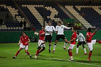 16.11.2010: U21 Deutschland vs. England