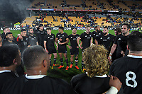 during the Steinlager Series rugby match between the New Zealand All Blacks and Tonga at Mt Smart Stadium in Auckland, New Zealand on Saturday, 3 July 2021. Photo: Dave Lintott / lintottphoto.co.nz