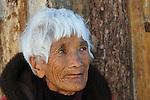 When a face tells a million stories...<br /> Bhutan 10/2012