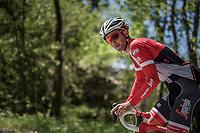 Peter Stetina (USA/Trek-Segafredo) during his restday 3 training ride <br /> <br /> 100th Giro d'Italia 2017