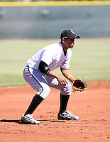 Luis Sierra / Chicago White Sox 2008 Instructional League..Photo by:  Bill Mitchell/Four Seam Images
