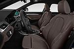 2019 BMW X2 xDrive28i 5 Door SUV front seat car photos