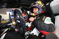 24th April 2021; Zagreb, Croatia; WRC Rally of Croatia, stages 9-16; Sebastien Ogier-Toyota Yaris WRC