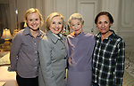 Hillary Clinton visits 'Three Tall Women'