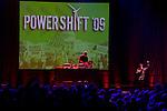 Santigold preforms at Power Shift '09 (©Robert vanWaarden ALL RIGHTS RESERVED)