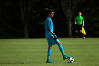Portland, OR - Wednesday August 09, 2017: Justin Garces during friendly match between the USMNT U17's and Chile u17's at Nike World Headquarters in Portland, OR.