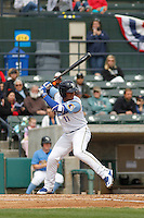 Myrtle Beach Pelicans shortstop Gleyber Torres (11) at bat during a game against the Frederick Keys at Ticketreturn.com Field at Pelicans Ballpark on April 10, 2016 in Myrtle Beach, South Carolina. Myrtle Beach defeated Frederick 7-5. (Robert Gurganus/Four Seam Images)