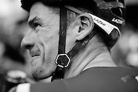 Adam Hansen (AUS/Lotto-Soudal) post-race<br /> <br /> stage 16: Bourg de Péage - Gap (201km)<br /> 2015 Tour de France