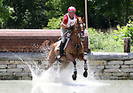 11 July 2009: Bruce (Buck) Davidson riding L.A. Albert during the cross country phase of the Advanced Division of the Maui Jim Horse Trials at Lamplight Equestrian Center in Wayne, Illinois.
