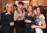 Left to right are Zoe Summerfield, Charlotte Price, Hayley Scoffham and Tina Clough