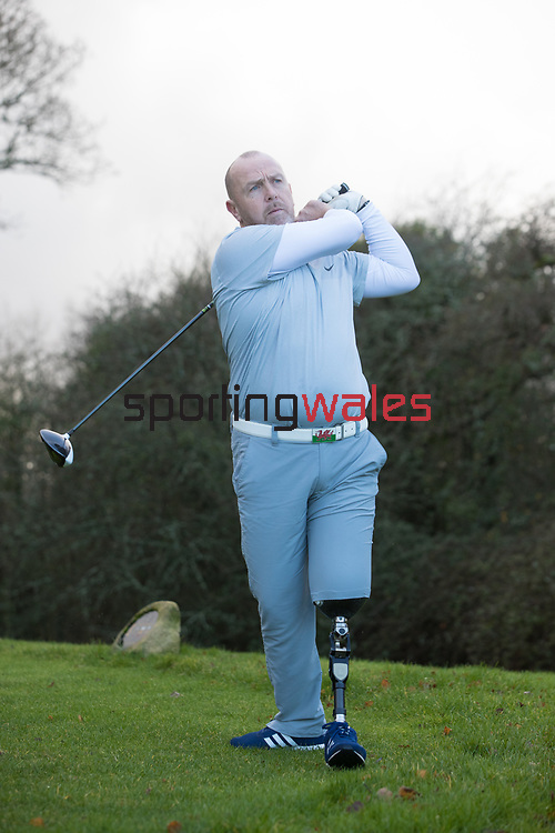 Golf Union Wales<br /> Parc Golf Club<br /> 15.01.18<br /> ©Steve Pope - Sportingwales