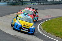 Race of Germany Nürburgring Nordschleife 2016 Free Training 1 ETCC 2016 #197 Master KR Racing Ford Fiesta Pavlo Kopylets (UKR) © 2016 Musson/PSP. All Rights Reserved.
