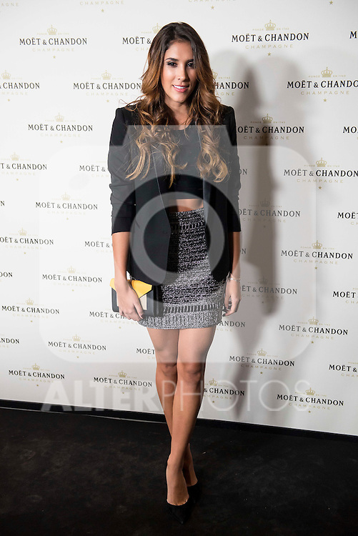 "Daniela Ospina attends to the photocall of the party ""OpenTheNow of Moët & Chandon in Madrid, December 02, 2015<br /> (ALTERPHOTOS/BorjaB.Hojas)"