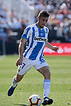 CD Leganes's Oscar Rodriguez during La Liga match, Round 25 between CD Leganes and Valencia CF at Butarque Stadium in Leganes, Spain. February 24, 2019. (ALTERPHOTOS/A. Perez Meca)
