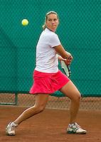 18-08-10, Tennis, Amstelveen, NTK, Nationale Tennis Kampioenschappen, Lisanne van Riet