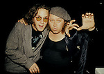 Marc Maron  & Sam Kinison at The Comedy Store