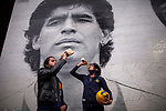 Argentine soccer legend Diego Maradona dies of heart attack at the age of 60
