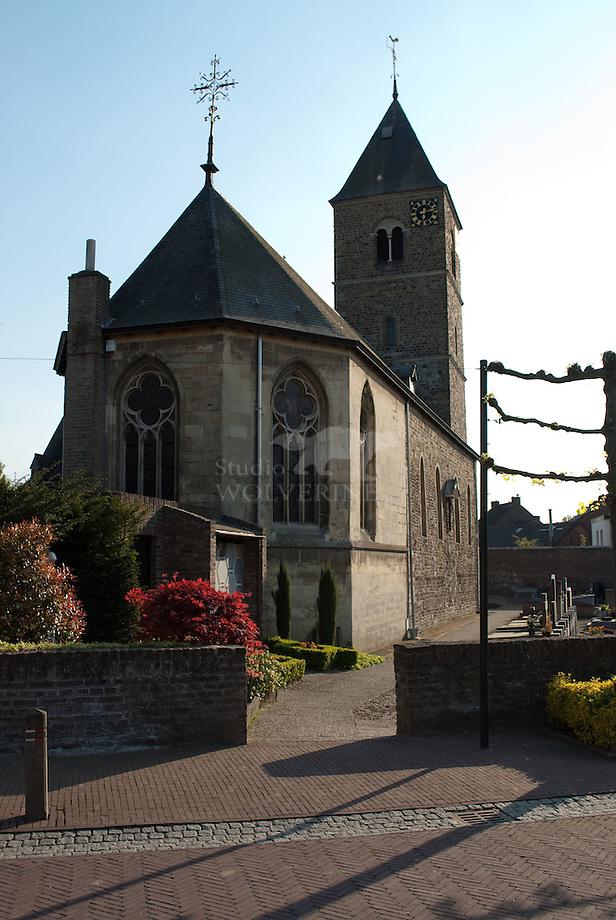 Sint Pancratiuskerk te Mesch