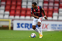 Nathan Delfouneso of Bolton Wanderers F.C. during Stevenage vs Bolton Wanderers, Sky Bet EFL League 2 Football at the Lamex Stadium on 21st November 2020