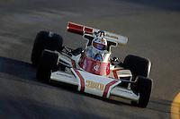 Dan Baker, #30 Chesterfield McLaren (1977 M23F)