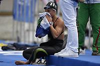 GABBRIELLESCHI Giulia ITA <br /> Team Event 5 km<br /> Open Water<br /> Budapest  - Hungary  15/5/2021<br /> Lupa Lake<br /> XXXV LEN European Aquatic Championships<br /> Photo Andrea Staccioli / Deepbluemedia / Insidefoto