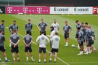 Ansprache Bundestrainer Joachim Loew (Deutschland Germany) - Seefeld 04.06.2021: Trainingslager der Deutschen Nationalmannschaft zur EM-Vorbereitung