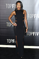 NEW YORK CITY, NY, USA - DECEMBER 03: Gabrielle Union arrives at the New York Premiere Of 'Top Five' held at the Ziegfeld Theatre on December 3, 2014 in New York City, New York, United States. (Photo by Celebrity Monitor)