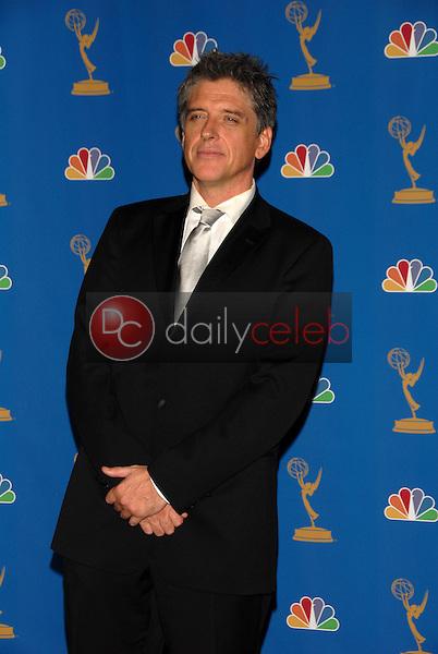 Craig Ferguson<br />in the Press Room at the 58th Annual Primetime Emmy Awards. The Shrine Auditorium, Los Angeles, CA. 08-27-06<br />Scott Kirkland/DailyCeleb.com 818-249-4998