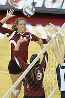 College of Charleston vs. The Citadel women's volleyball - NCAA, November 6, , 2012, 2012-11-6, Photographer: Al Samuels