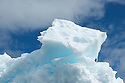 Iceberg from the southern ocean