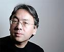 Kazuo Ishiguro author at home. CREDIT Geraint Lewis