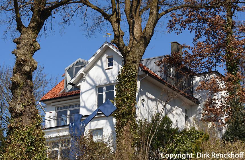 Treppenviertel in Hamburg - Blankenese, Deutschland, Europa<br /> Treppenviertel - quarter in Hamburg - Blankenese, Germany,  Europe