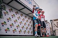 John Degenkolb (DEU/Trek-Segafredo) wins his very first race of the new season<br /> <br /> 27th Challenge Ciclista Mallorca 2018<br /> Trofeo Campos-Porreres-Felanitx-Ses Salines: 176km