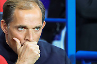 Thomas Tuchel ( Entraineur Coach PSG )<br /> Parigi 18-9-2019 <br /> Paris Saint Germain - Real Madrid  <br /> Champions League 2018/2019<br /> Foto Panoramic / Insidefoto <br /> Italy Only